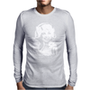 Dolly Parton Distressed Photo Mens Long Sleeve T-Shirt