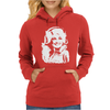 Dolly Parton Distressed Photo Womens Hoodie
