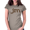 domain Jamaica Womens Fitted T-Shirt