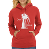 Don Not Blink Womens Hoodie