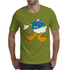 Donald Duck Funny Mens T-Shirt