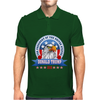 Donald Trump for president 2016 Eagle Head 3 Mens Polo