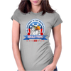 Donald Trump for president 2016 Eagle Head 3 Womens Fitted T-Shirt