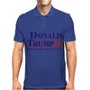 Donald Trump for President 2016 Mens Polo