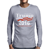 Donald Trump for President 2016 Navy USA Mens Long Sleeve T-Shirt