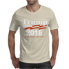 Donald Trump for President 2016 Navy USA Mens T-Shirt