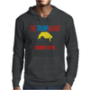 Donald Trump Large Mens Hoodie