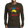 Donald Trump Large Mens Long Sleeve T-Shirt