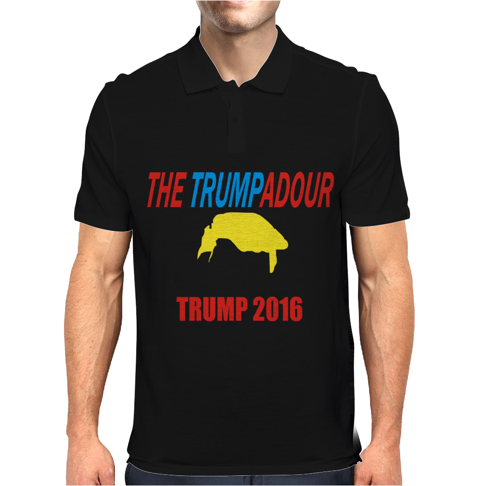 Donald Trump Large Mens Polo