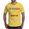 Donald Trump Large Mens T-Shirt