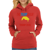 Donald Trump Large Womens Hoodie