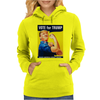 Donald Trump Rosie The Riveter 2016 Build A Wall Womens Hoodie