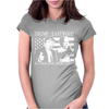 Donald Trump Womens Fitted T-Shirt