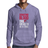 Donating Blood One Mosquito Funny Mens Hoodie