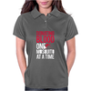 Donating Blood One Mosquito Funny Womens Polo