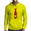 Donkey Kong Tie Video Game Retro Mens Hoodie