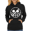 Donquixote Doflamingo One Piece Flag Jolly Roger Manga Anime Tee Womens Hoodie