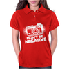 Don't Be Negative Womens Polo