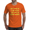 Don't Blame Me - Star Trek Mirror Universe Mens T-Shirt