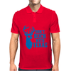 Don't Buck With Texas Funny Mens Polo