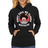 Don't Call Me Clown Mustache (Impractical Jokers) Womens Hoodie