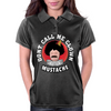 Don't Call Me Clown Mustache (Impractical Jokers) Womens Polo