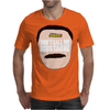 Don't Call Me Mustache Guy's Face Mens T-Shirt