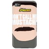 Don't Call Me Mustache Guy's Face Phone Case