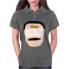 Don't Call Me Mustache Guy's Face Womens Polo