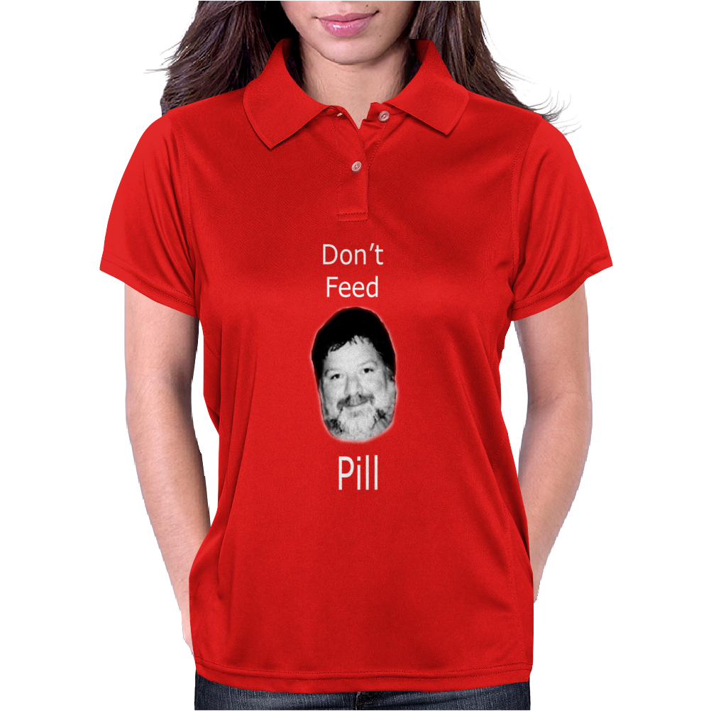Don't Feed Phil Womens Polo