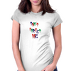 don't forget me Womens Fitted T-Shirt
