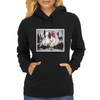 Don't Get Carried Away Womens Hoodie