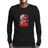 Don't Look Mens Long Sleeve T-Shirt