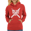 Don't Mess With The Chef Womens Hoodie