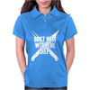 Don't Mess With The Chef Womens Polo