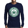 Dont Panic Its Organic Mens Long Sleeve T-Shirt