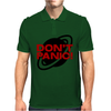 Don't Panic Mens Polo