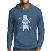 Don't Poke The Bear Mens Hoodie