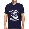 Don't Stop Believin Mens Polo