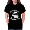 Don't Stop Believin Womens Polo