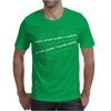Don't Stop When It Hurts Mens T-Shirt