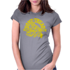 Dont Tread on Me Womens Fitted T-Shirt