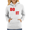DONT Womens Hoodie