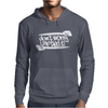 DON'T WORRY I ZIP TIED IT! Mens Hoodie