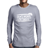 Don't Worry I Zip Tied It Mens Long Sleeve T-Shirt