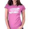 Don't Worry I Zip Tied It Womens Fitted T-Shirt