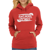 DON'T WORRY I ZIP TIED IT! Womens Hoodie