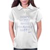 Don't Worry Make Yourself Happy. Womens Polo