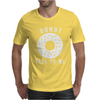 Donut Talk To Me Mens T-Shirt