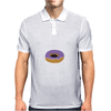 Donut Touch Me Funny Mens Polo